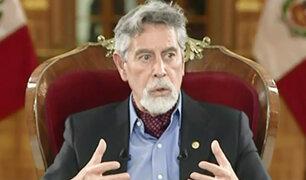 Sagasti designa a Félix Pino Figueroa como Secretario General del Despacho Presidencial