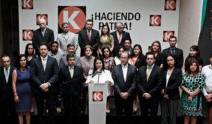 """Fuerza Popular: juez resolverá """"en un tiempo prudente"""" pedido de suspensión de actividades"""