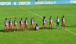 Paula Dapena: la futbolista que hace noticia por haber rechazado públicamente homenajear a Maradona