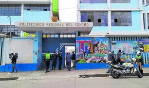 Junín: varios requisitoriados pretendían votar en elecciones internas de partidos políticos