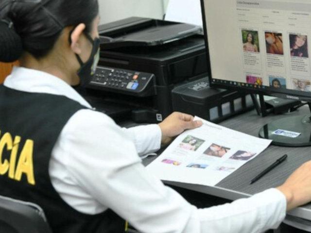 Central de desaparecidos: multarán hasta con S/ 17 200 por realizar llamadas perturbadoras