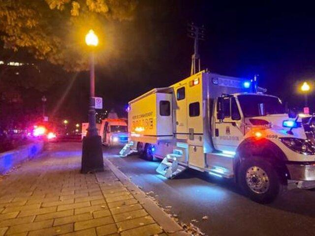 Canadá: hombre con atuendo medieval mató a dos personas con un sable en Halloween