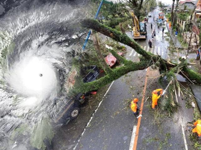 """Filipinas evacuó a casi un millón de personas ante llegada de tifón """"Goni"""""""