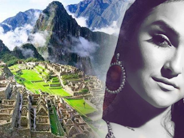 Daniela Darcourt cantará en reapertura de Machu Picchu
