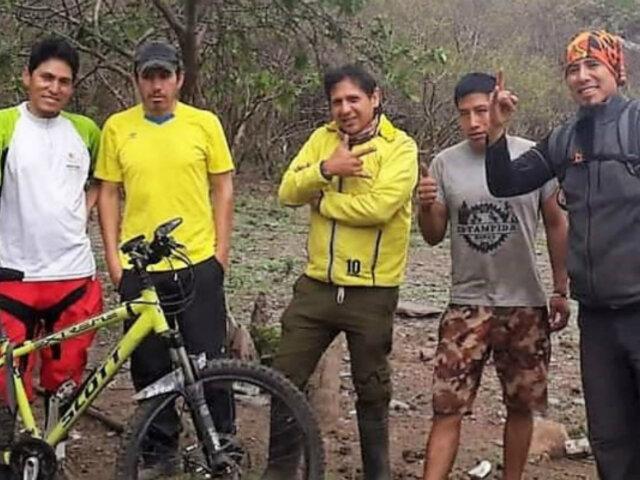 Cusco: reportan como desaparecidos a tres guías de turismo en territorio amazónico