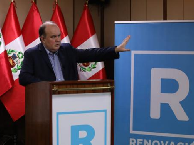 ONPE niega pedido de Renovación Popular para conteo de votos