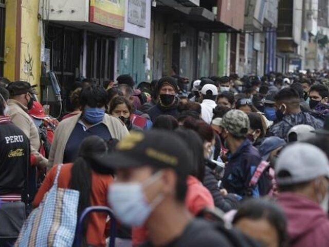 Gobierno prorrogó estado de emergencia sanitaria por 90 días más