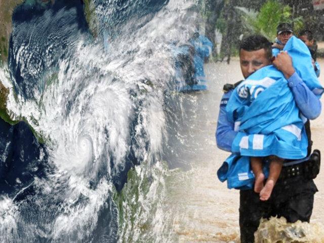 """Huracán """"Eta"""" dejó ocho muertos a su paso por Nicaragua y Honduras"""