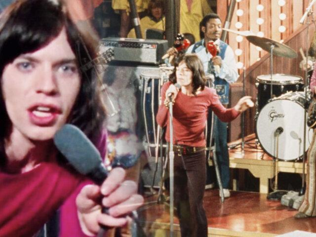 Los Rolling Stones lanzan inédito video en 4K de una mítica presentación