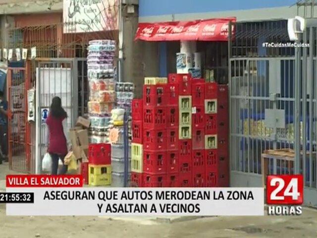 VES: vecinos de distribuidora de gaseosas asaltada afirman que ladrones han tomado la zona