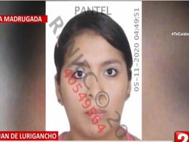 Crimen en SJL: Mujer fue asesinada a balazos en la puerta de su vivienda