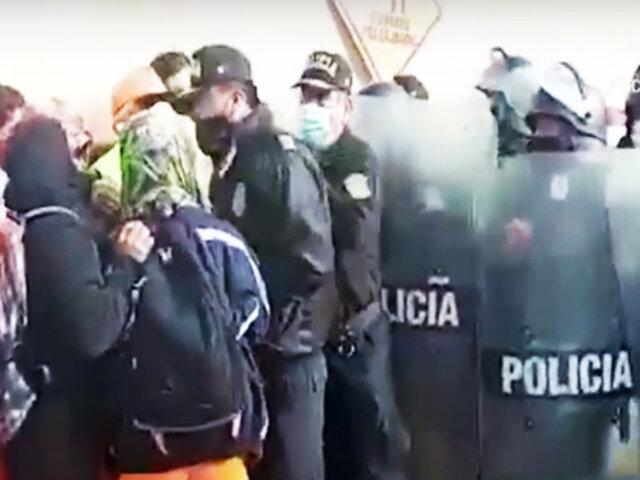 Ayacucho: intervienen a más de 100 personas en festividad religiosa