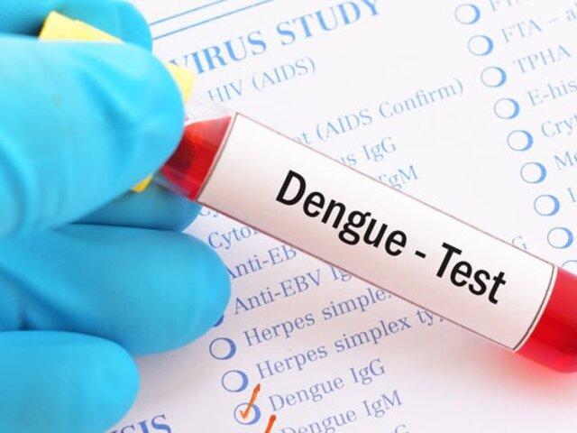 INS alerta que dengue ya se extendió a 21 de 24 regiones