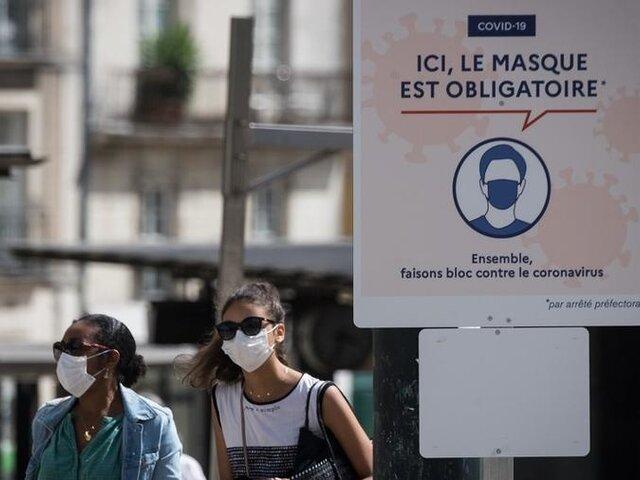 Europa ve con inquietud avance del COVID-19 tras aparición de nueva cepa, señala experto