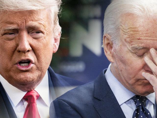 Donald Trump dejará Casa Blanca si Colegio Electoral declara ganador a Joe Biden