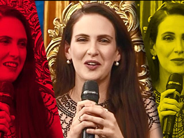 """Emilia Drago y su unipersonal """"Llámame Mamá"""" en Porque hoy es sábado con Andrés"""