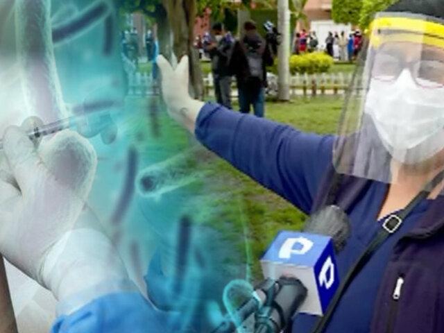 Difteria 20 años después: caos en plena campaña de vacunación