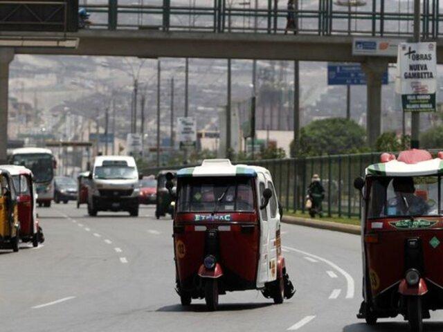 SJL: venezolanos catalogan de discriminatoria posible prohibición para conducir mototaxis