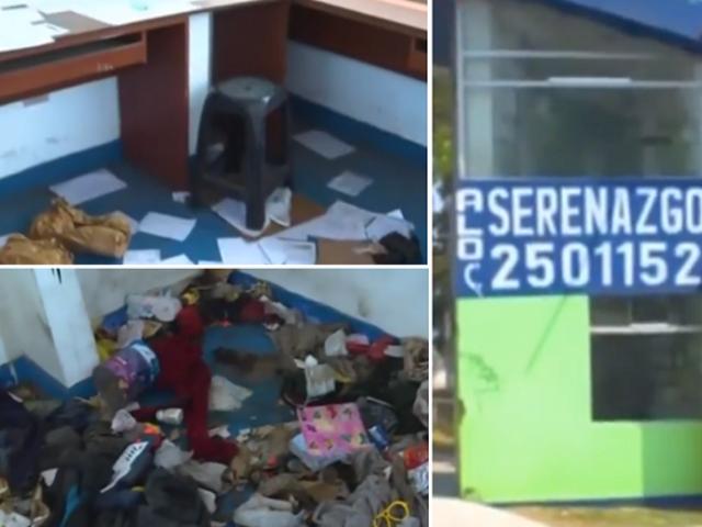 San Luis: puestos de seguridad ciudadana lucen en condiciones deplorables