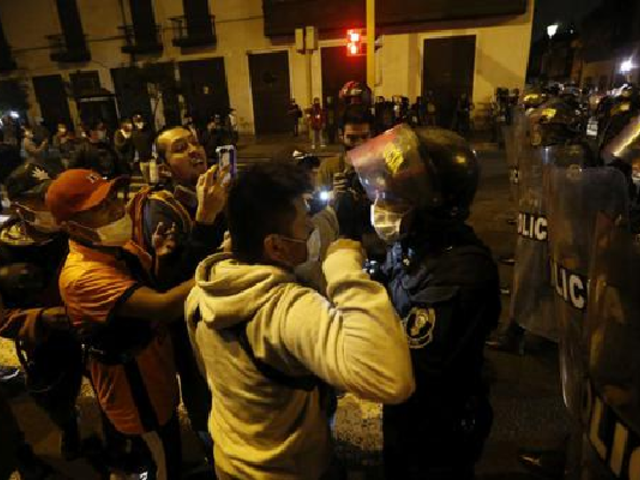 SIS garantiza atención gratuita a heridos en segunda marcha nacional