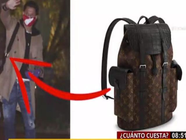 Conoce el 'look' con el que Lapadula deslumbró a su llegada al Perú