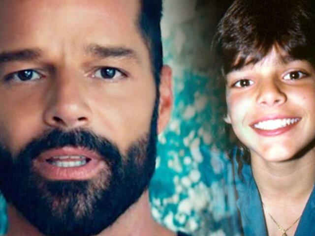 """Ricky Martin rompe su silencio por presuntos abusos sexuales en """"Menudo"""""""