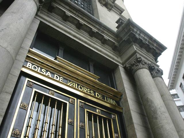 Bolsa de Valores de Lima abrió al alza este lunes por acciones mineras y financieras