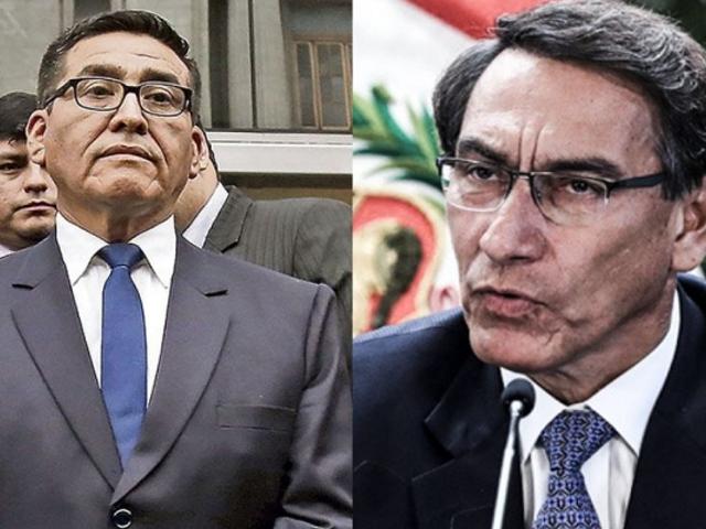 Fiscal Elmer Chirre abrió investigación a Martín Vizcarra por hospital de Moquegua