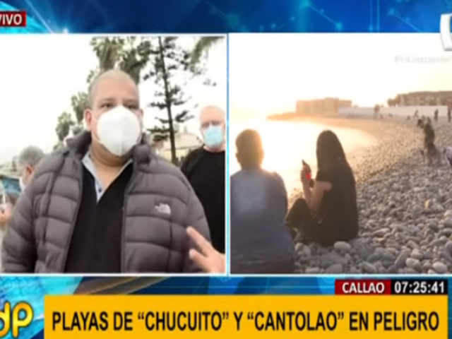 Vecinos de Chucuito y Cantolao exigen se reconstruyan playas afectadas por espigones