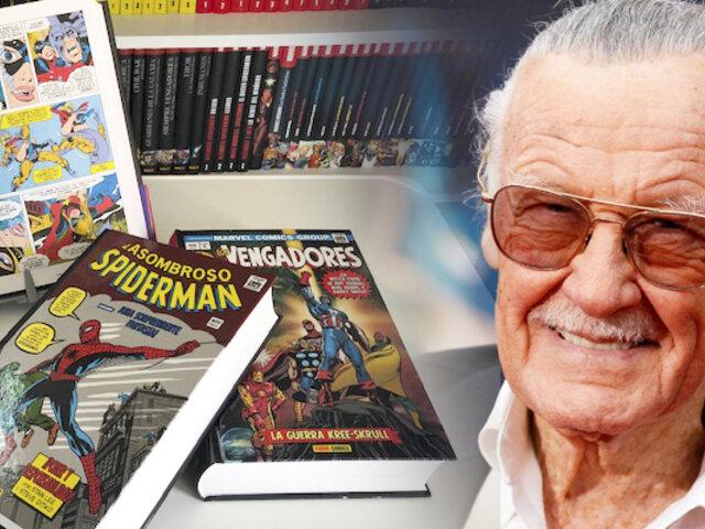 Stan Lee: a dos años de su partida su legado está más vivo que nunca