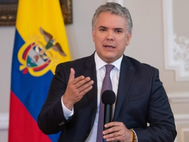 Colombia: Iván Duque ofrece 10 millones de recompensa por autores de vandalismo