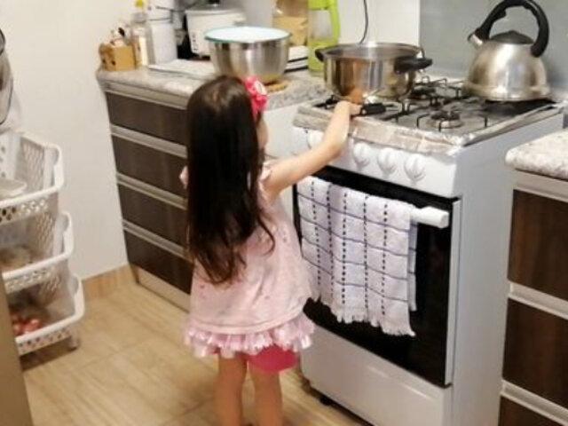 EsSalud: recomendaciones para reducir accidentes de niños en casa durante la pandemia