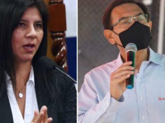 """Martín Vizcarra: procuradora ad hoc afirma que entrega del pasaporte es un """"sometimiento"""" a investigaciones"""