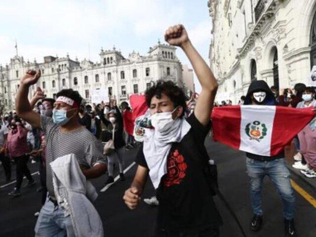 ¿Por qué son los jóvenes quienes más protestan?