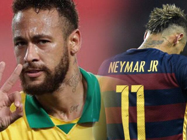 Neymar reclama al Barcelona 44 millones de euros