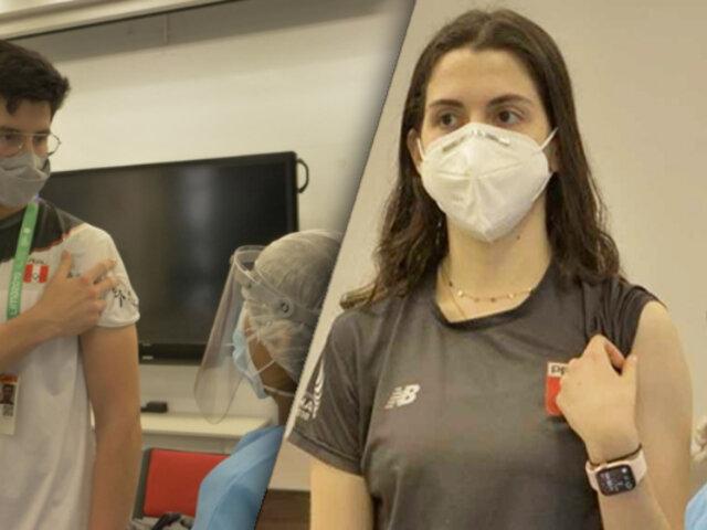 IPD realiza campaña contra la difteria con vacunación para deportistas