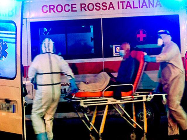 COVID-19 en Italia: registran más de 40 mil contagios en 24 horas