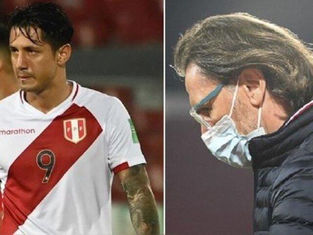 "Ricardo Gareca sobre Gianluca Lapadula ante Chile: ""No conoce a nadie"""