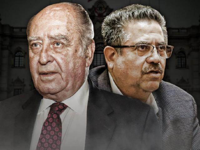 Manuel Merino defiende gabinete ministerial de Ántero Flores- Aráoz