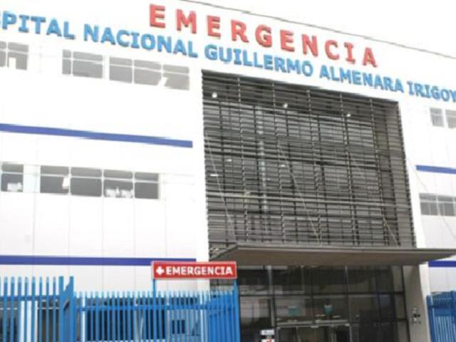 Hospital Almenara: familiares de mujer fallecida por Covid-19 denuncian que les entregaron un cadáver equivocado