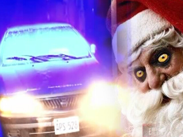 ¡Una navidad siniestra en plena pandemia!