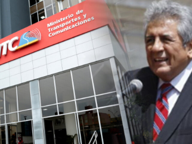Ministro Augusto Valqui habría otorgado sospechosa concesión