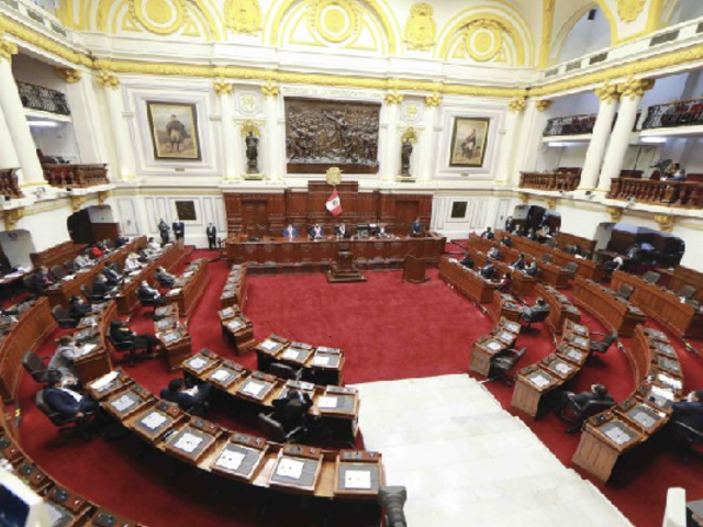 Congreso: exrepresentantes de UPP y AP forman la bancada 'Nueva Constitución'