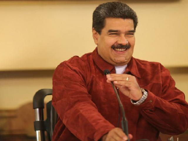 """""""Le podemos manda a Guaidó para que se autoproclame presidente"""", dice Maduro sobre crisis en Perú"""