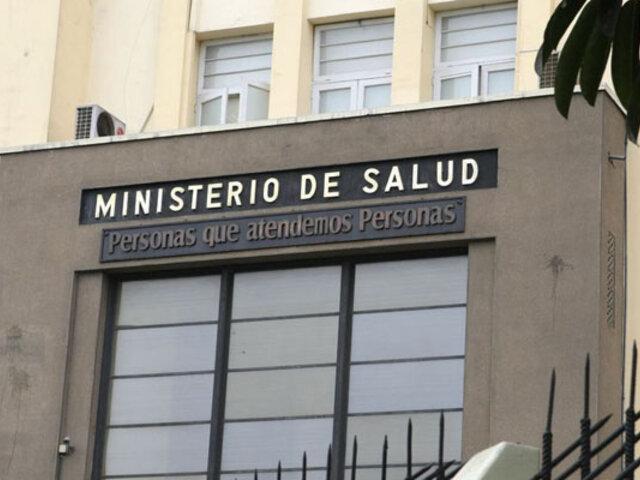 'Vacunagate': Fiscalía realiza diligencia en la sede del Ministerio de Salud