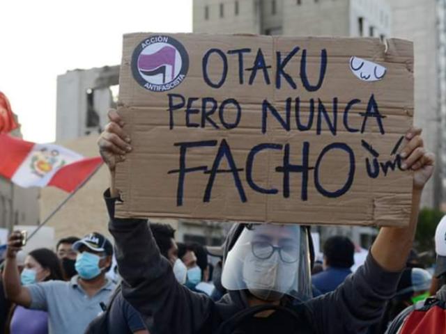 'Otakus', 'tiktokers' y 'armys': ¿cuál fue el rol de estos jóvenes en las protestas?