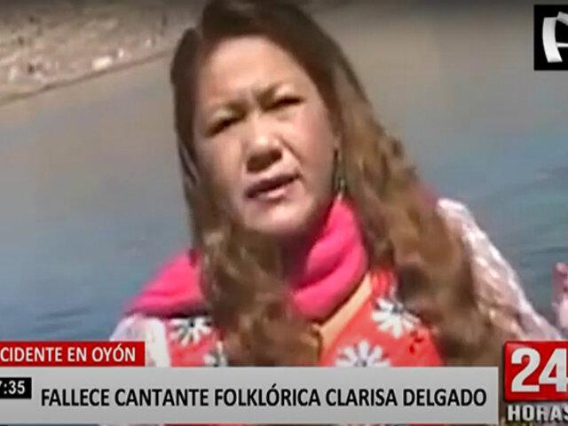 Hermana de la recordada Alicia Delgado falleció en un trágico accidente