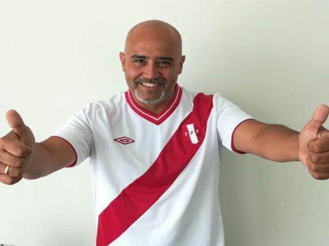 Marco Romero presenta tema para alentar a la Selección Peruana