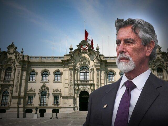Francisco Sagasti juró como presidente y asume el Gobierno de transición hasta julio de 2021