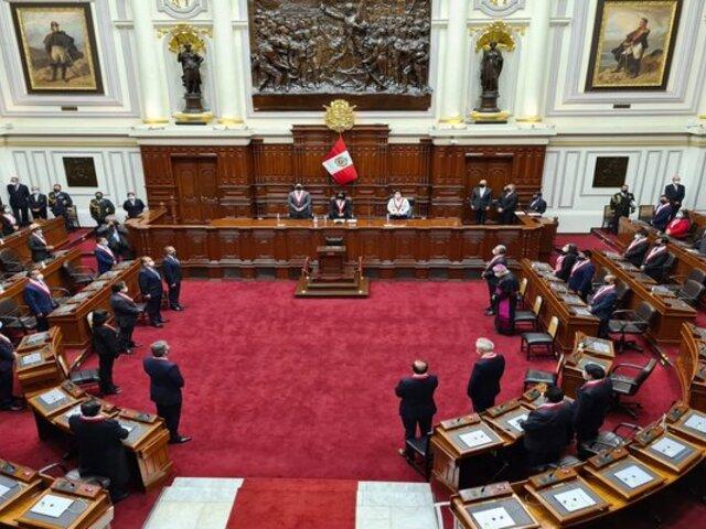 Congreso: derogan decreto de urgencia que regula la negociación colectiva